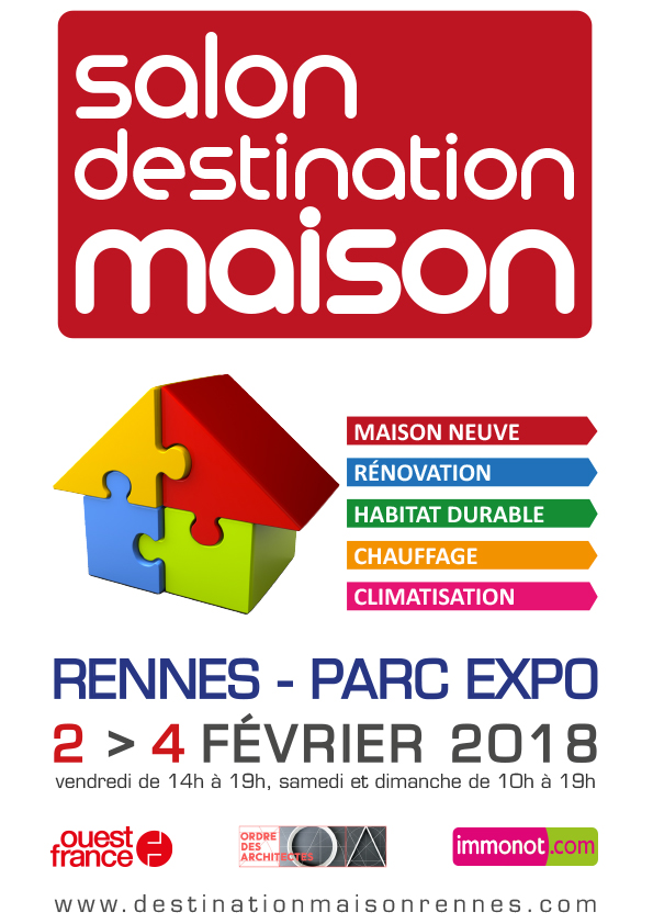 Salon Destination Maison Rennes 2018