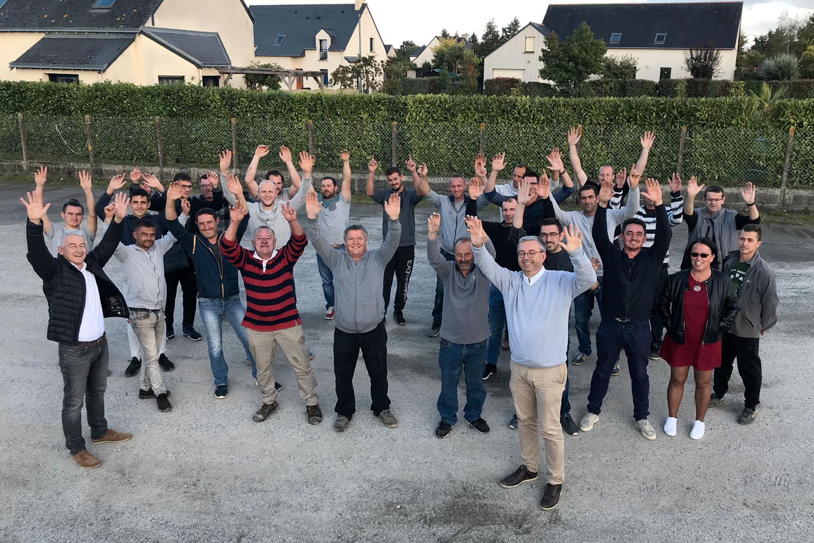 SEDEC Constructions fête ses 50 ans !