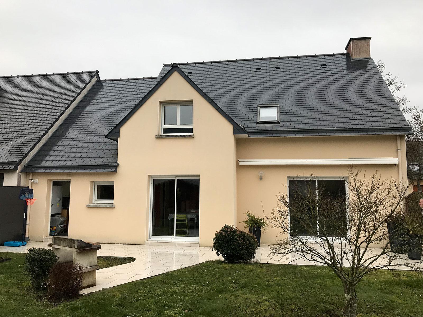 Devis Extension Maison  Vierzon ▷ Agrandissement Bois, Acier, Parpaing
