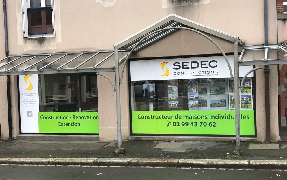 Notre nouvelle agence à Fougères